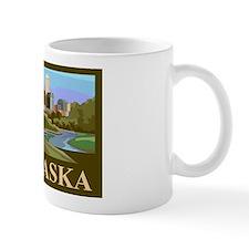 Nebraska Small Mug