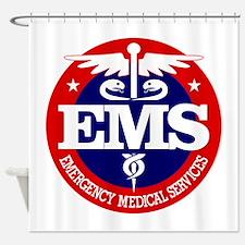 EMS Shower Curtain