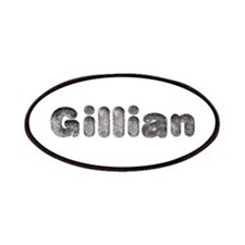 Gillian Wolf Patch