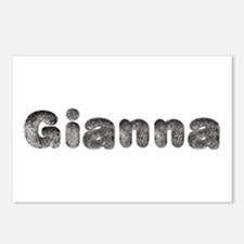 Gianna Wolf Postcards 8 Pack