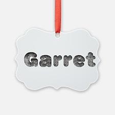 Garret Wolf Ornament