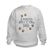 Cirneco dell'Etna Dad Sweatshirt