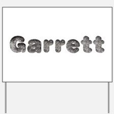 Garrett Wolf Yard Sign