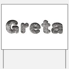 Greta Wolf Yard Sign