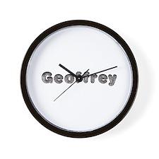 Geoffrey Wolf Wall Clock