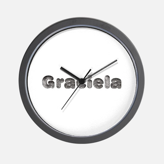Graciela Wolf Wall Clock