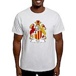 Trott Family Crest Light T-Shirt