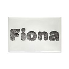 Fiona Wolf Rectangle Magnet
