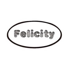 Felicity Wolf Patch