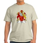 Tripp Family Crest Light T-Shirt