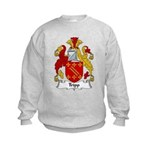 Tripp Family Crest Kids Sweatshirt
