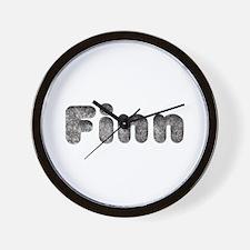 Finn Wolf Wall Clock