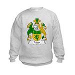 Triggs Family Crest Kids Sweatshirt