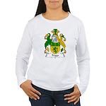 Triggs Family Crest Women's Long Sleeve T-Shirt