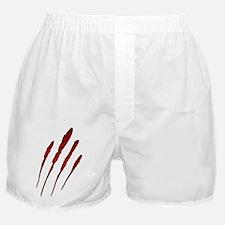 Claw Mark Victim Boxer Shorts