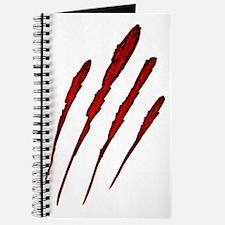 Claw Mark Victim Journal