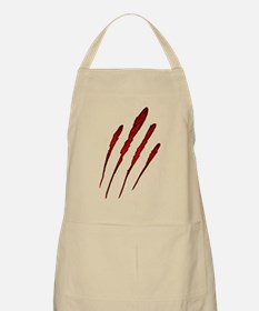 Claw Mark Victim Apron