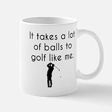 Golf Like Me Mugs