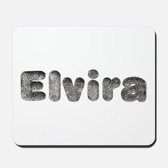Elvira Wolf Mousepad