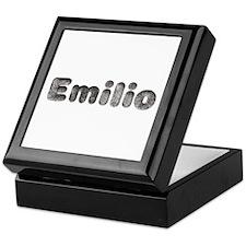 Emilio Wolf Keepsake Box