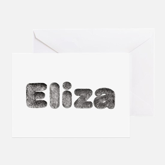 Eliza Wolf Greeting Card