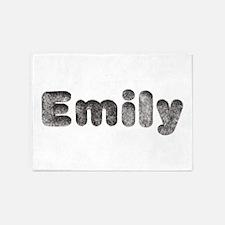 Emily Wolf 5'x7' Area Rug