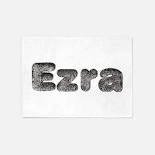 Ezra Wolf 5'x7' Area Rug