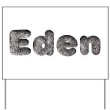 Eden Wolf Yard Sign