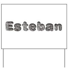 Esteban Wolf Yard Sign