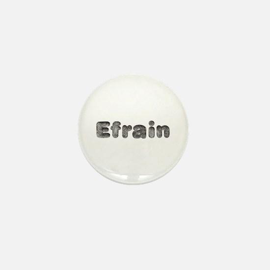 Efrain Wolf Mini Button
