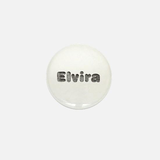 Elvira Wolf Mini Button