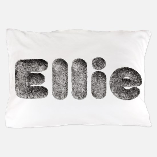 Ellie Wolf Pillow Case