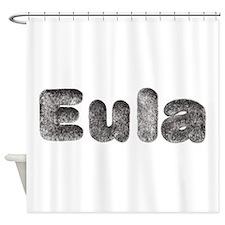 Eula Wolf Shower Curtain