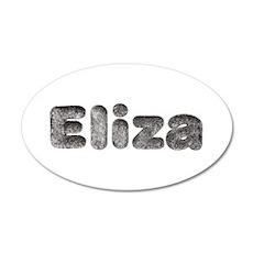Eliza Wolf Wall Decal