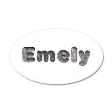 Emely Wolf Wall Decal