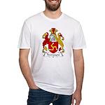 Tremayne Family Crest Fitted T-Shirt