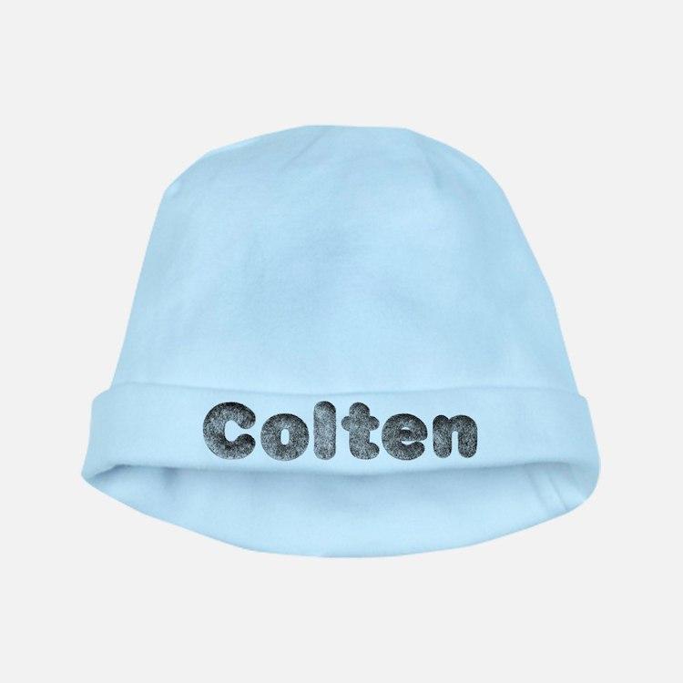 Colten Wolf baby hat