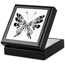 BUTTERFLY 5 Keepsake Box