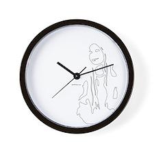 'Sanha Fira' Wall Clock