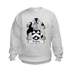 Travers Family Crest Kids Sweatshirt