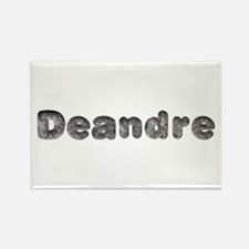 Deandre Wolf Rectangle Magnet