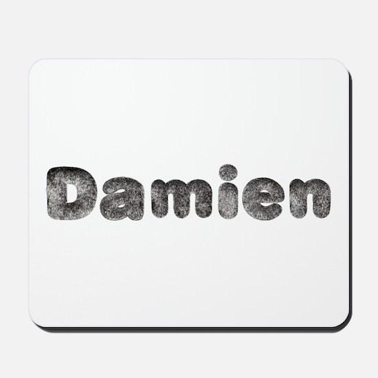 Damien Wolf Mousepad