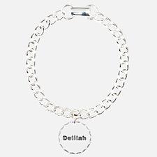 Delilah Wolf Bracelet