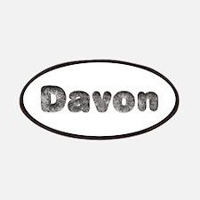 Davon Wolf Patch