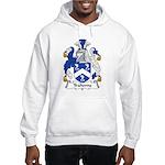 Traherne Family Crest Hooded Sweatshirt
