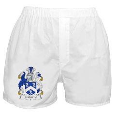 Traherne Family Crest Boxer Shorts