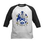 Traherne Family Crest  Kids Baseball Jersey