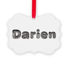 Darien Wolf Ornament