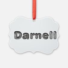Darnell Wolf Ornament
