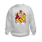 Tracy Family Crest Kids Sweatshirt